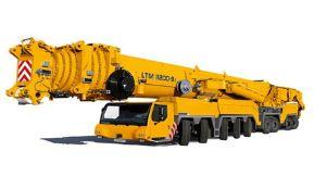 Аренда автокрана Liebherr LTM-11200 - 1200 тонн